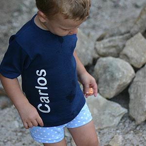 t-shirt jongen korte mouw